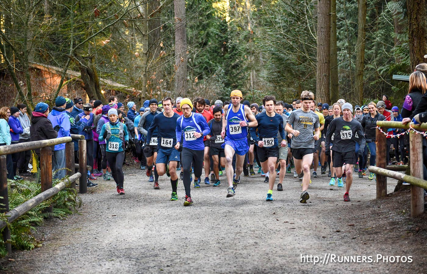 Bridle Trails 2018 Results!
