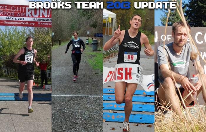 Brooks Team 2013 Update