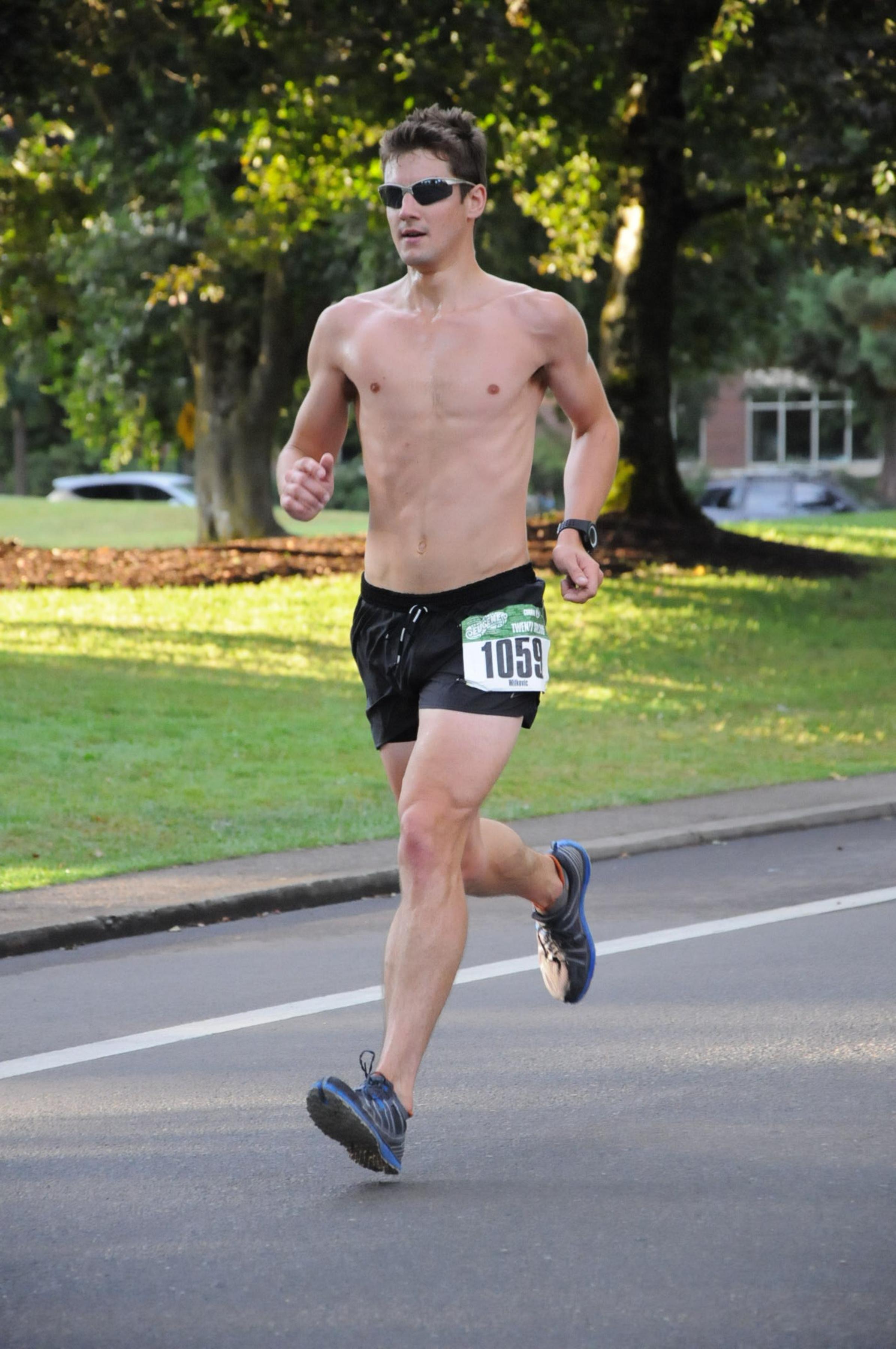 Marathoning With Pure Grit