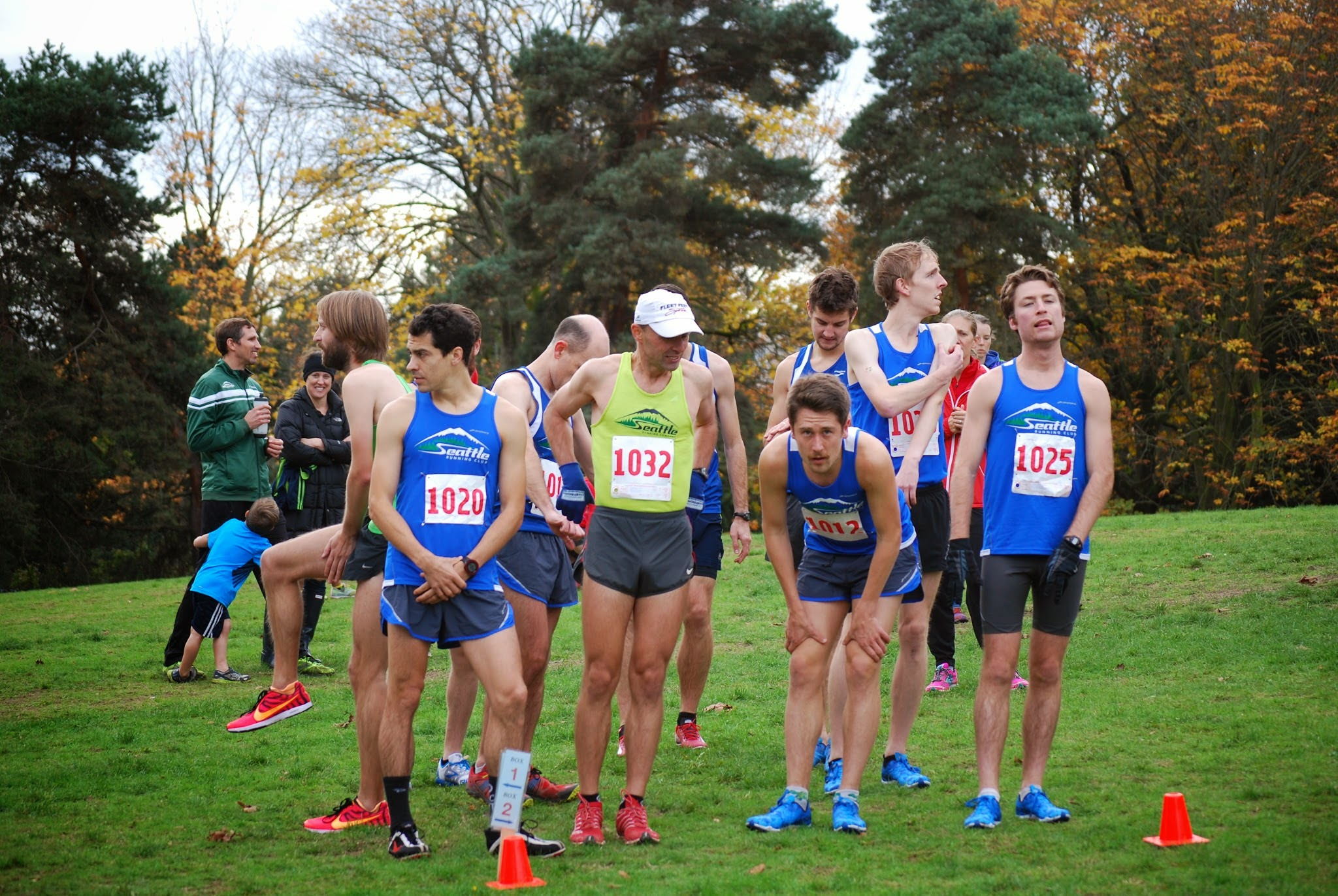 PNTF XC 2014 Images