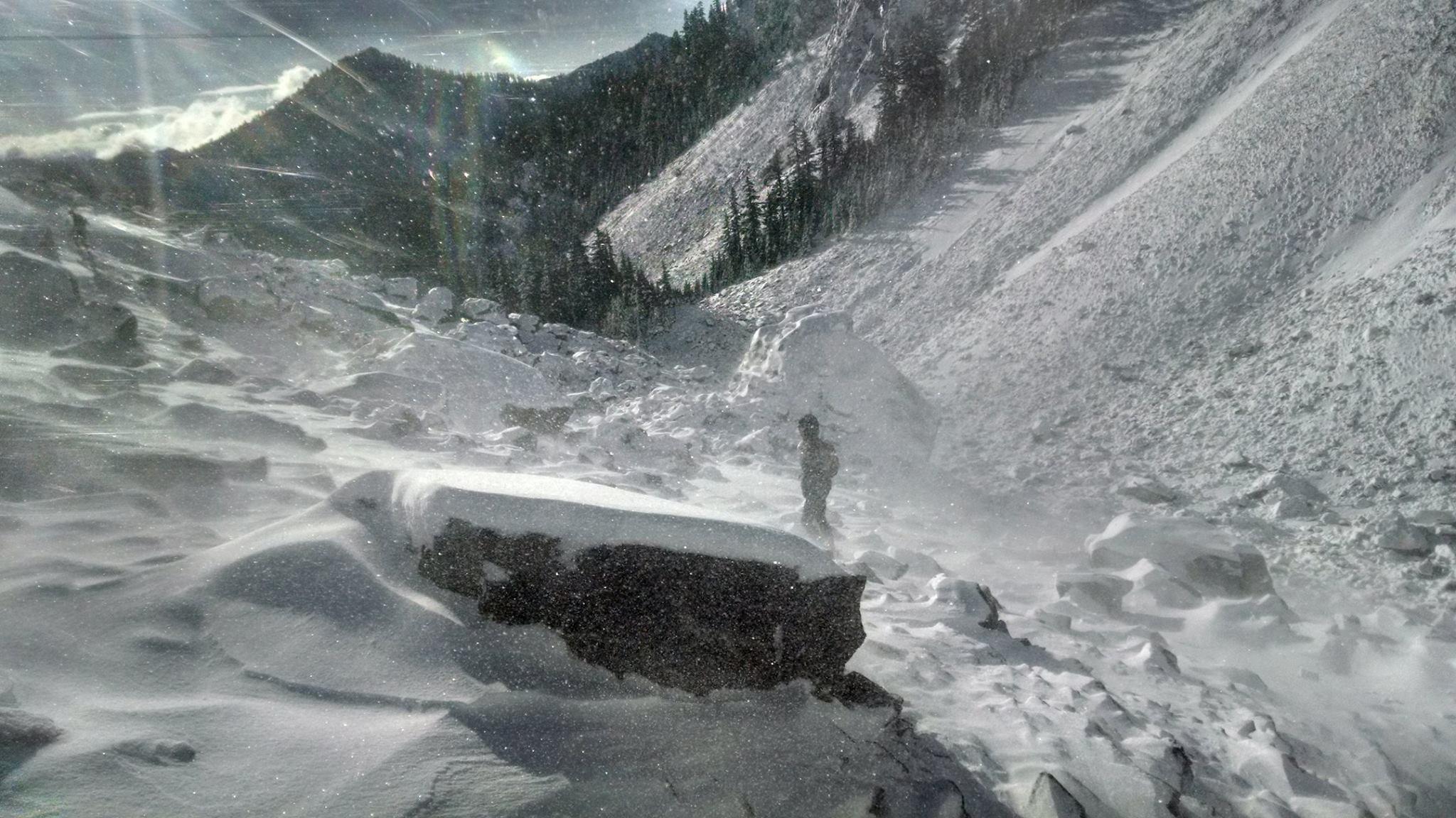 Images From Melakwa Pass – Dec 14, 2014