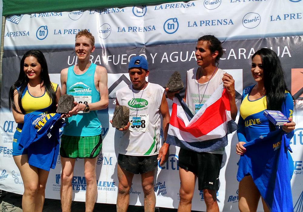Fuego y Agua Race Report